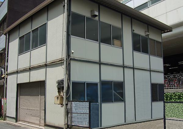 株式会社亀井組-神戸-訓練所